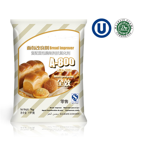 High Quality Bread Improver Ingredients for All Types of Dough Fermenting with Yeast