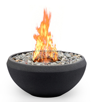 on sale artificial marble fireplace surround round fireplace for outdoor