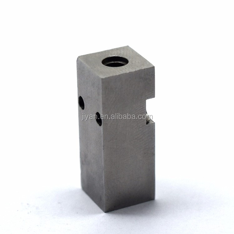 Newest high precision good price titanium milling cnc parts for medical