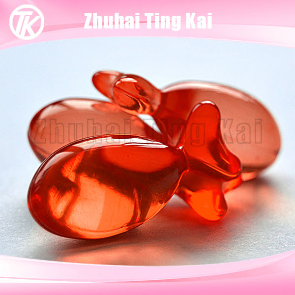 New products soft capsules shine hair oil