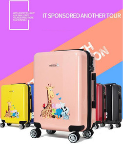 China factory Popular Travel Cheap design your own suitcase