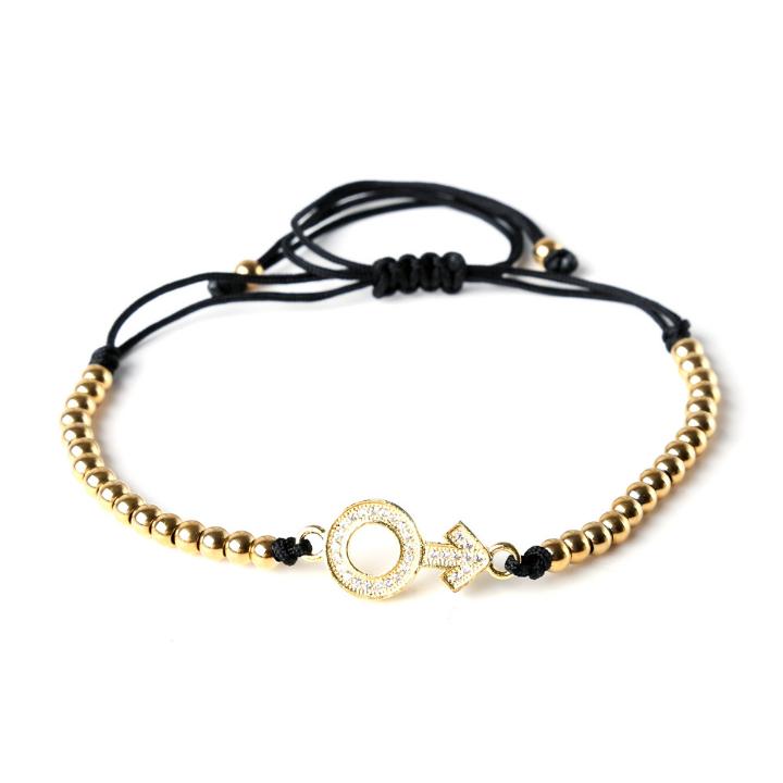 39818266d9d7 Las mujeres de la pulsera de acero inoxidable pulsera de cuerda hecha a  mano trenzado con