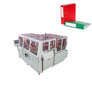 Automatic Folder Making Machine