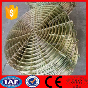 Alibaba Spiral Industrial Fan Finger Guard with Metal Fan Guard Grill Cover