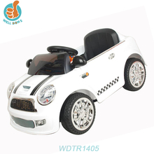 WDTR1405 Remote Control Electric Children Car/Children Electric Car Ride On Intelligence Toy Smart Dog Voice Control Robot