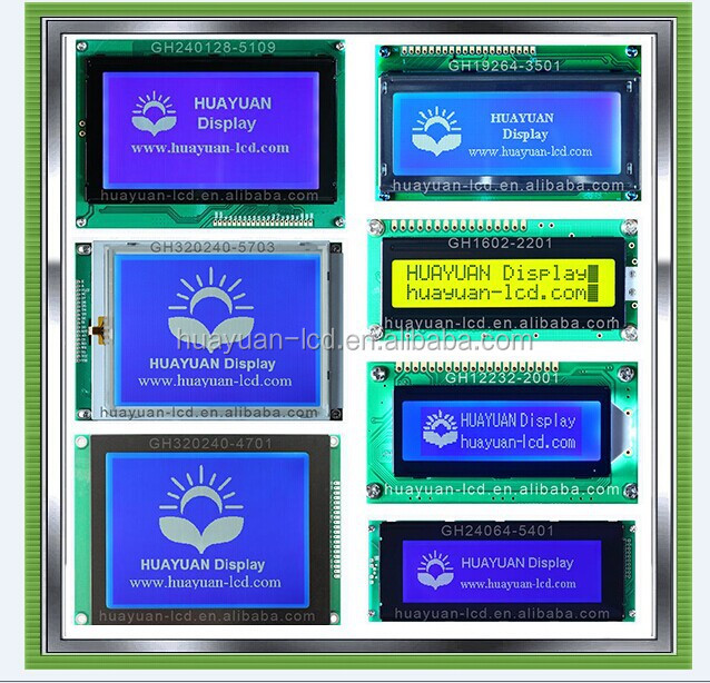 128x64 graphic lcd display reflective color lcd module,STN Graphical Display LCD 128x64