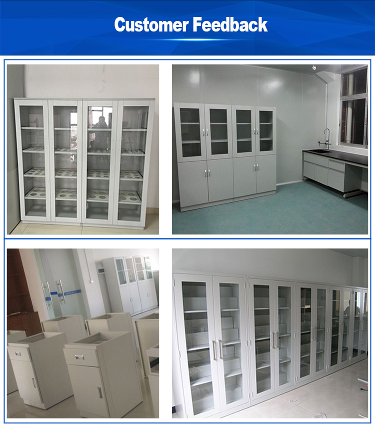 Hot sale hospital steel storage laboratory safety chemical furniture cabinet