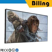 Modern design SDID4609-B-UHD AD Player 4k 2x2 video wall car roof top advertising With Recycle System46Inch Screen