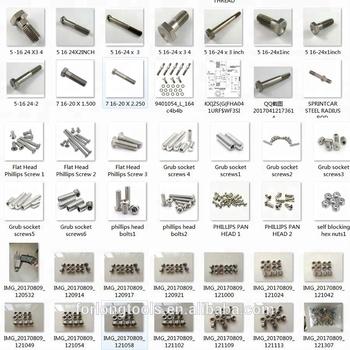 Titanium1/2,3/8,1/4,5/16,7/16,9/16,Hex Bolt Flat Head,Allen Bolt,Socket,12  Point,Nuts,Washer - Buy Din Titanium Bolt Hex Bolt 1/2 3/8 1/4 5/16 7/16