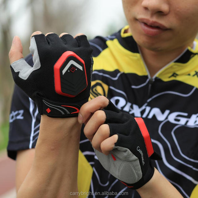 Safety sport bicycle gloves bike