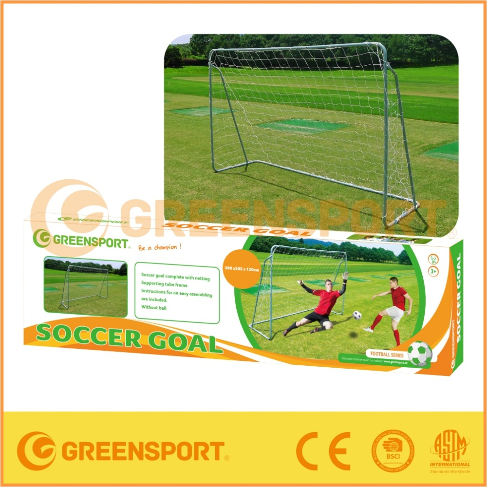 GSSG18 best selling iron agality football goal GSSG18 with different available size