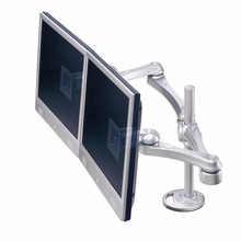 Swallow series High loading Dual Monitor Stand Pole Mount Arm