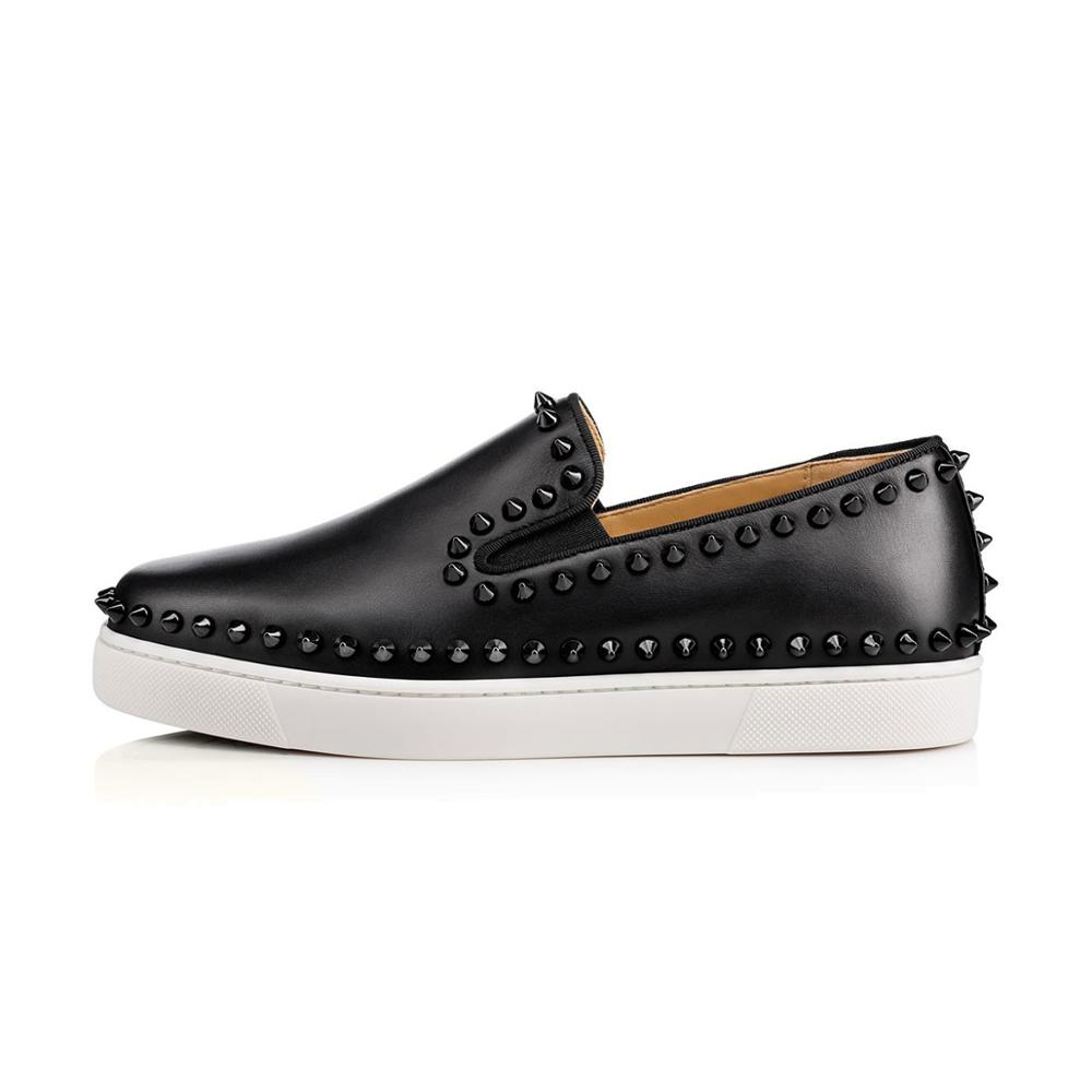 Boat Moccasin Casual Women Shoes Leather Loafers 4YvwRYqOz