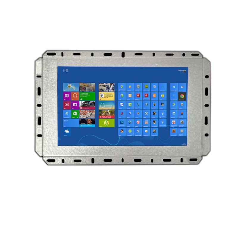 10.1 inch 16:10 1280*800 open frame resistive touch screen monitor