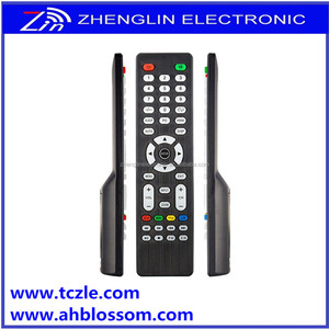 TV/DVD/VCR/DVB/AUX 8in1 sankey tv universal remote control