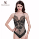 Sexy Body Wear Shape Black Sexy Lace Lingerie Female Bodysuit