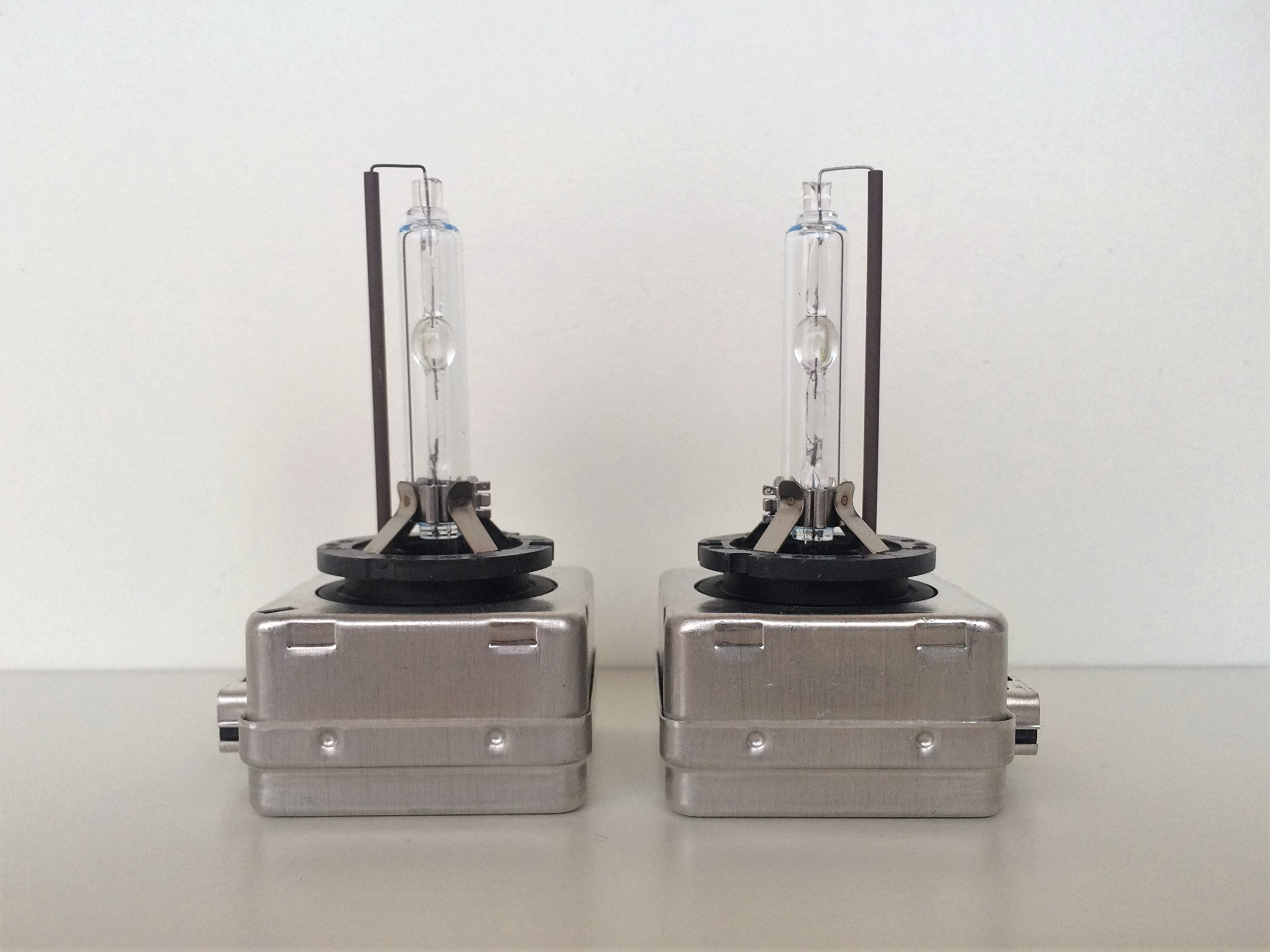Philips D2S 4300K OEM Replacement HID Xenon Bulbs 85122 35W DOT Germany Pack of 2 by ALI