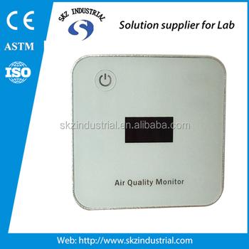 Handheld Pm2.5 Pm10 Indoor Air Pollution Measurement Instrument ...