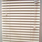 New fashion Caravan window blinds 25mm wood venetian blind for office