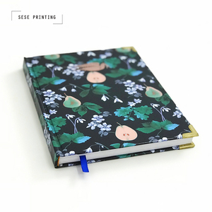 Custom High quality Cheap Hardcover Notebook/ Journal Printing