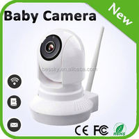 Home security small wifi camera 720P Cloud WiFi Camera Children and elderly care analog to ip camera converter