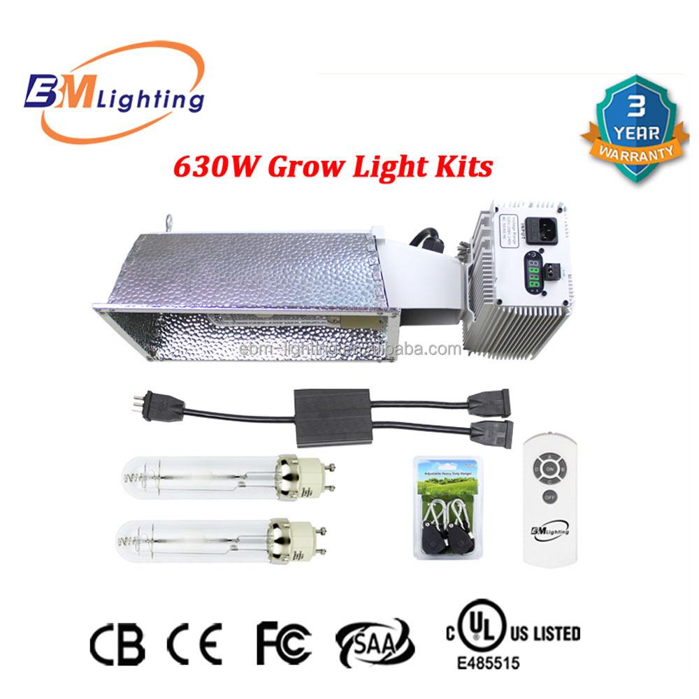 Eonboom Lighting 630w Cmh/hps 1000w Grow Light Kits With Dual 315w ...