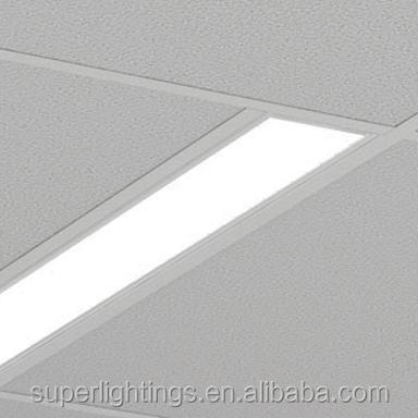 europese norm inbouw lineaire verlichting modern design
