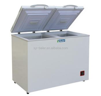 212l Dual Zone Energy Saving Solar Freezer Refrigerator