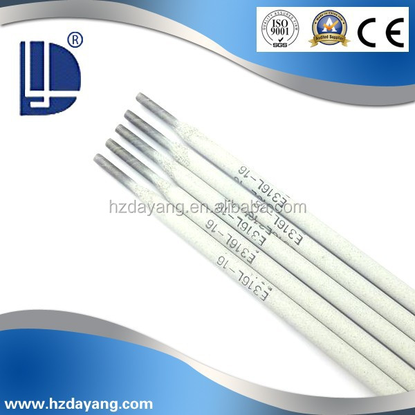 Different Types Of Welding Rods Aws E316l-16 Stainless Steel ...