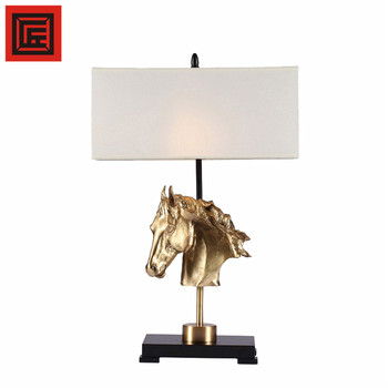 South Korea Europe Style E27 Bronze Table Lamp Online Purchase