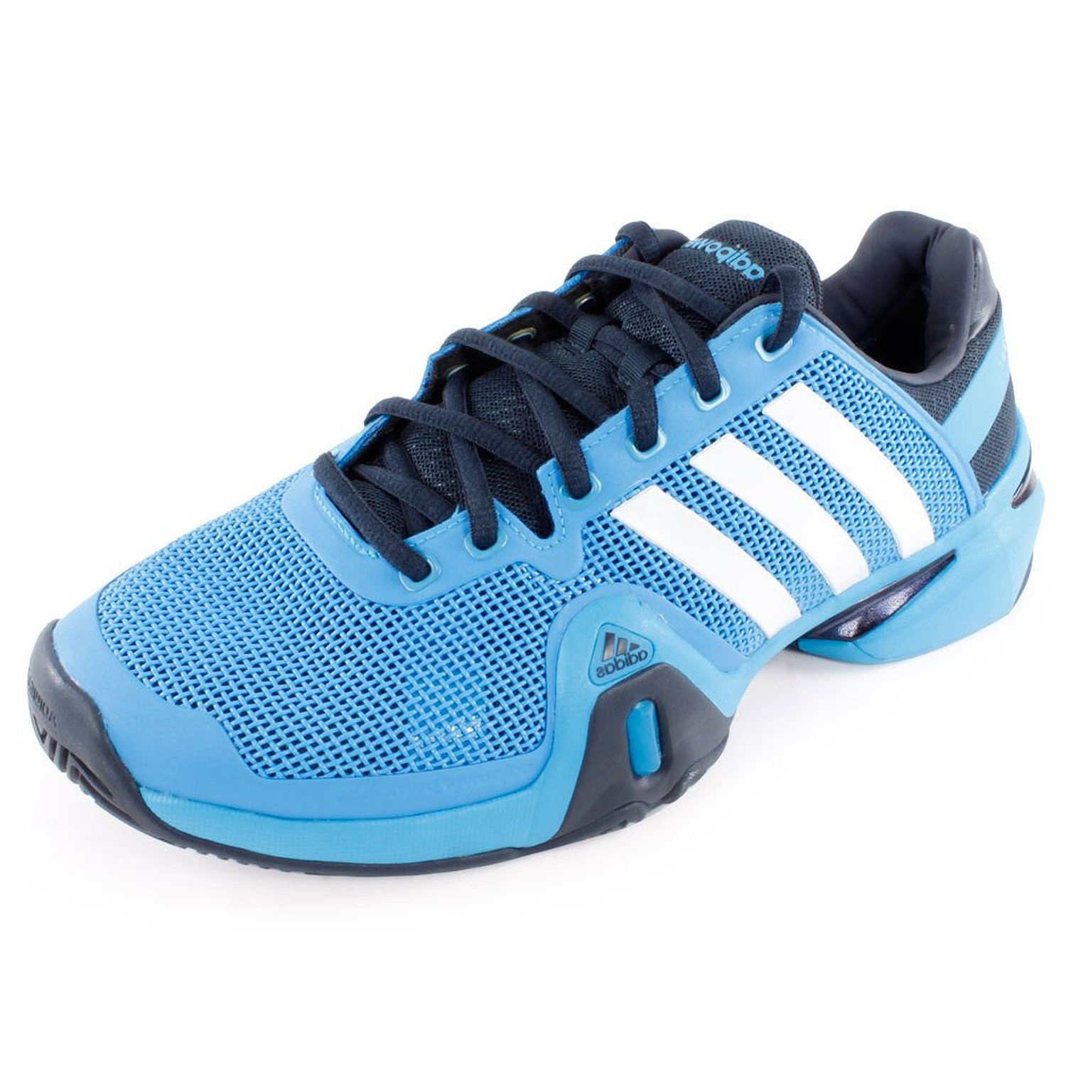 official photos ab1ff 542e4 Get Quotations · Adidas Mens Adipower Barricade 8 Tennis Shoes