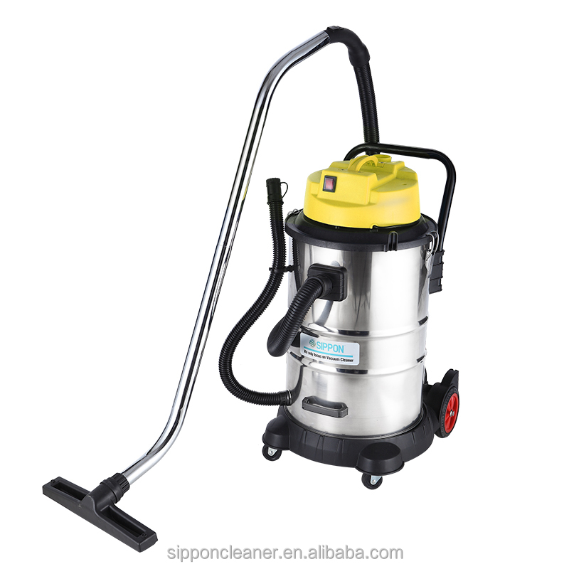 China factory direct-sale 50L factory direct sale stainless steel wet and dry vacuum cleaner