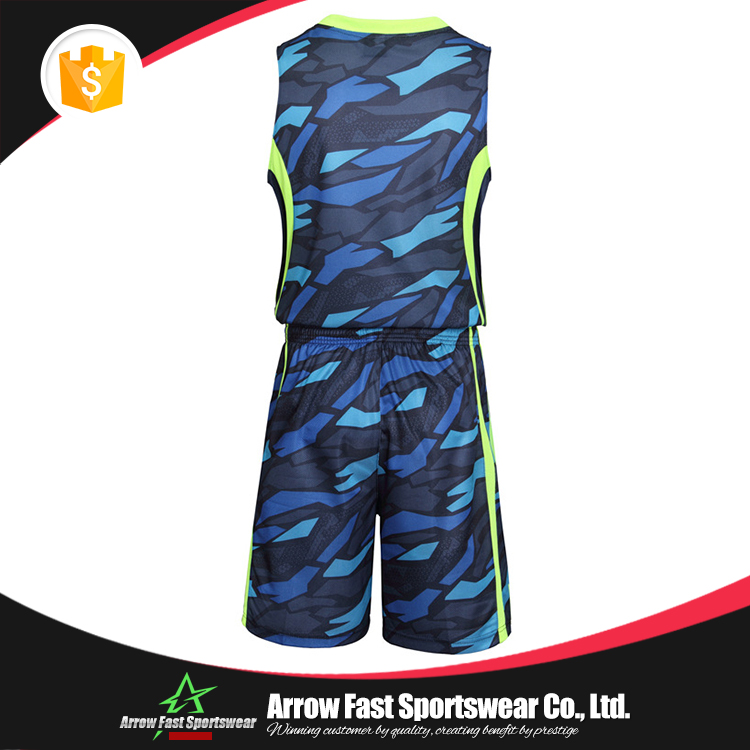 100% polyester mesh breathable china green basketball jersey design for philippine