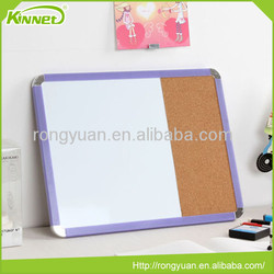 Cheap plastic frame customized dry erase white board for classrooms