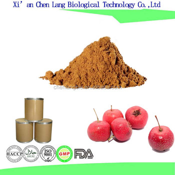 Chinese Herbal Medicine Hawthorn Berry Extract