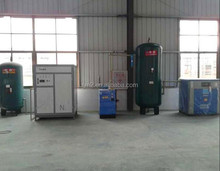 Food Grade Small Nitrogen Generator for Fruits and Vegetables Preservation the Capicity of 5Nm3/h