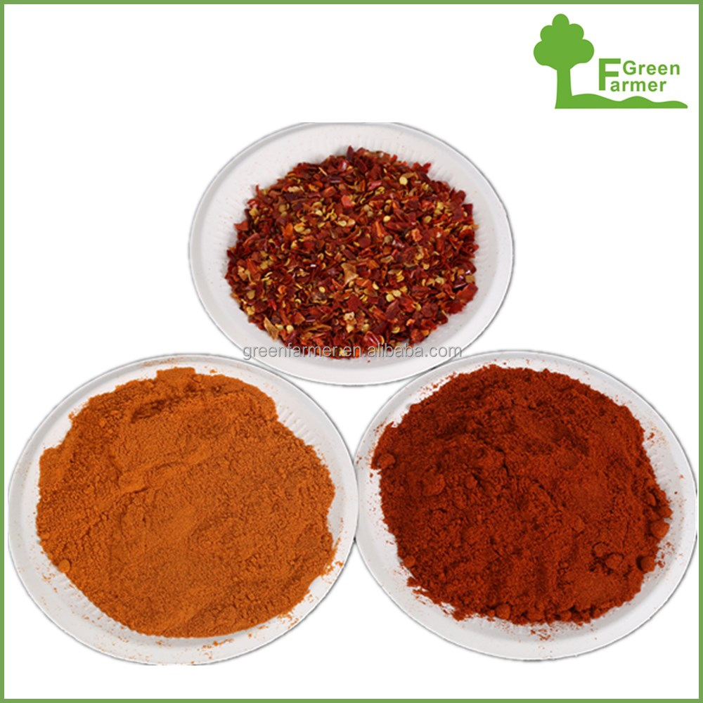 Hebei dehydrated red chili powder