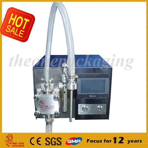 Factory Price Semi Automatic Digital Gear Pump Filling <strong>Machine</strong> for Liquid