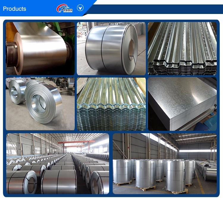 Heat Shields For Kitchen Cabinets: Galvanized Steel Strip / Coil / Plate In Reels With