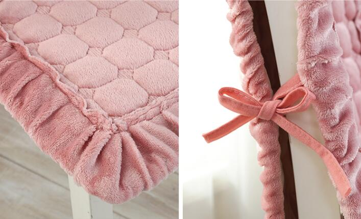 almofada de cadeira antiderrapante pode ser fixado