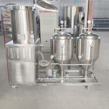 GSTA 30L all in one craft home beer brewing equipment