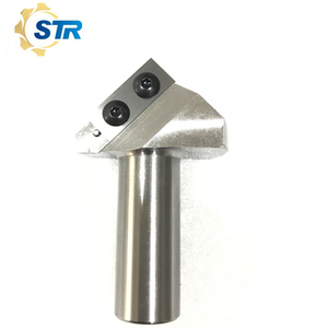 High Quality CNC cutting tools solid carbide double flute spiral bits cnc router bits