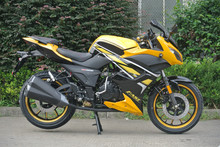 200CC automatic fast sport racing gasolin motorcycle