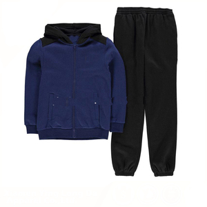 High quality tracksuit for school uniform made in china
