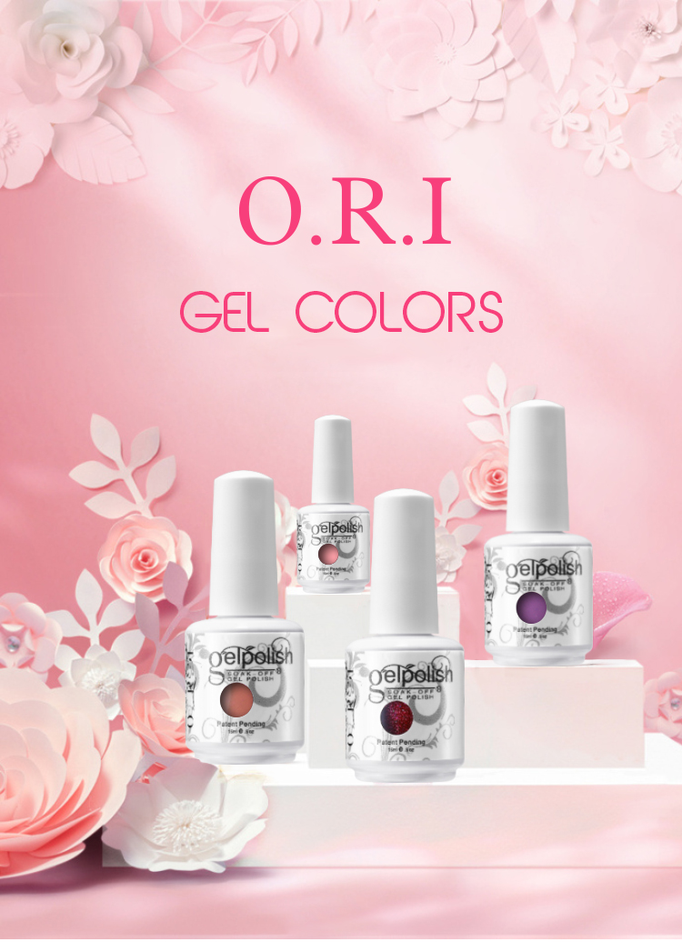 Nail Art Factory OEM Customize Private Label UV Gel Nail Polish