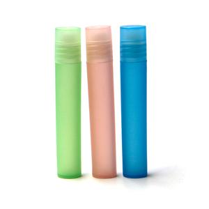 high quality  perfume bottle sample tester mini plastic bottle