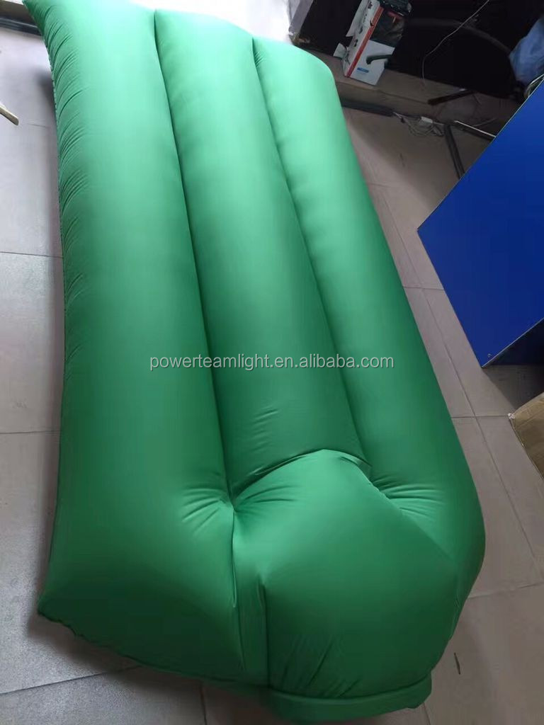Hot Selling High Quality Low Price Inflatable Laybag,Air Lounge,Air Lounger For Outdoor Beach