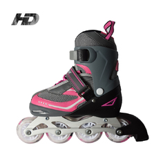Professionale rollerblade patines pattini in linea pattini bianchi