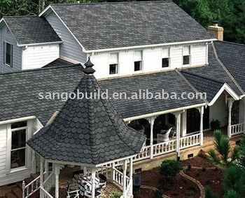 Fish Scale Asphalt Shingles Tile Roof Buy Roof Bitumen