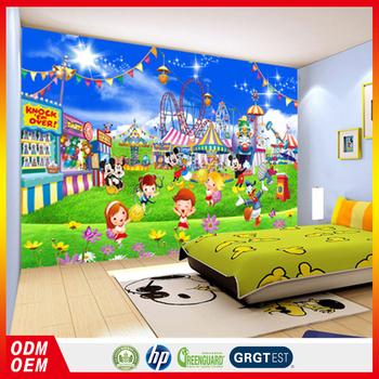 Taman Hiburan Anak Wallpaper Untuk Kanak